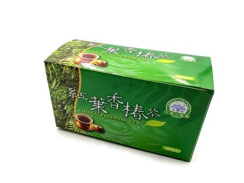 紅葉香椿茶